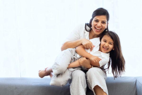 empresas y familias felices